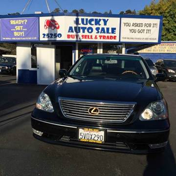 2006 Lexus LS 430 for sale at Lucky Auto Sale in Hayward CA