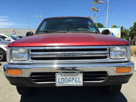 1990 Toyota Pickup for sale at Lucky Auto Sale in Hayward CA