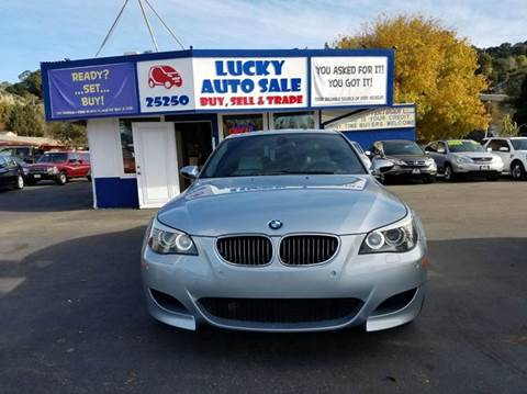 2008 BMW M5 for sale at Lucky Auto Sale in Hayward CA