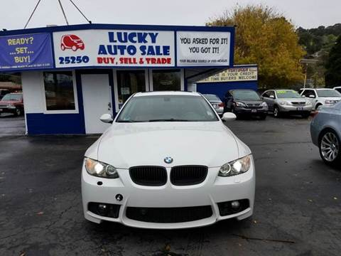 2009 BMW 3 Series for sale at Lucky Auto Sale in Hayward CA