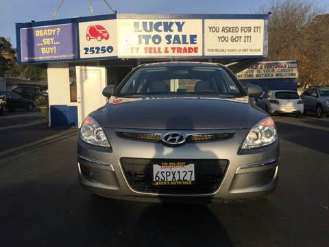 2011 Hyundai Elantra Touring for sale at Lucky Auto Sale in Hayward CA