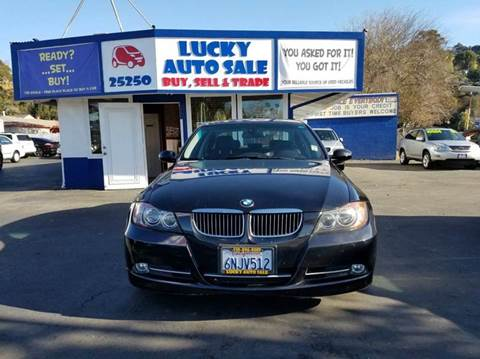 2007 BMW 3 Series for sale at Lucky Auto Sale in Hayward CA