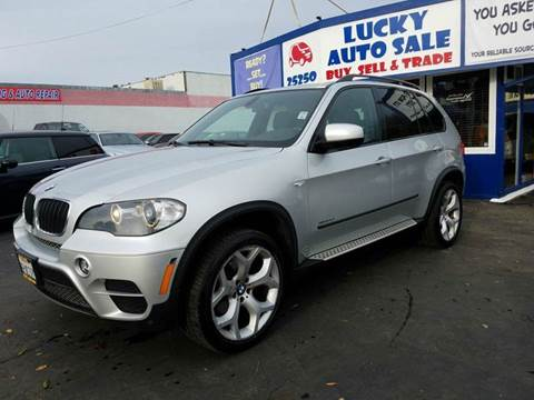 2011 BMW X5 for sale at Lucky Auto Sale in Hayward CA