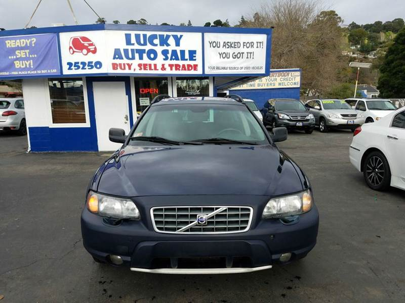 2004 Volvo XC70 for sale at Lucky Auto Sale in Hayward CA