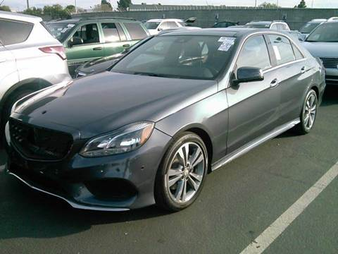 2015 Mercedes-Benz E-Class for sale at Lucky Auto Sale in Hayward CA