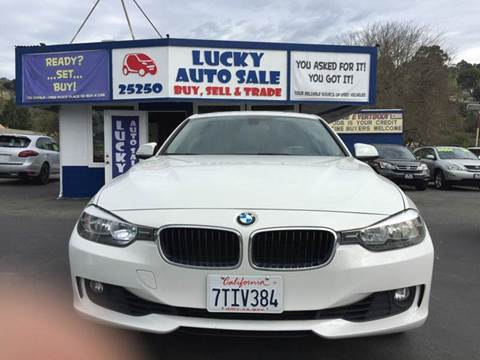 2013 BMW 3 Series for sale at Lucky Auto Sale in Hayward CA