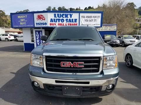 2011 GMC Sierra 1500 for sale at Lucky Auto Sale in Hayward CA