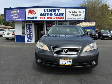 2007 Lexus ES 350 for sale at Lucky Auto Sale in Hayward CA