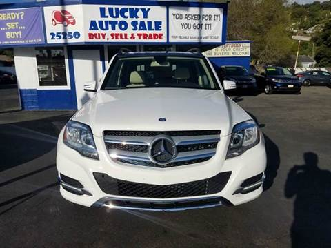 2015 Mercedes-Benz GLK for sale at Lucky Auto Sale in Hayward CA