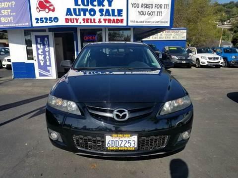 2006 Mazda MAZDA6 for sale at Lucky Auto Sale in Hayward CA