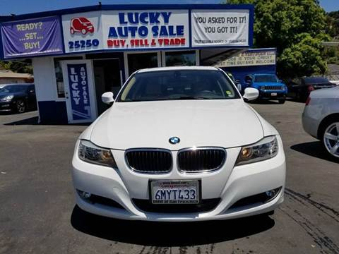 2011 BMW 3 Series for sale at Lucky Auto Sale in Hayward CA