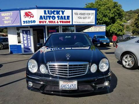 2007 Mercedes-Benz E-Class for sale at Lucky Auto Sale in Hayward CA