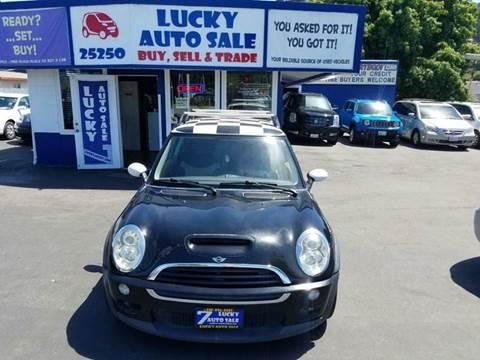 2005 MINI Cooper for sale at Lucky Auto Sale in Hayward CA