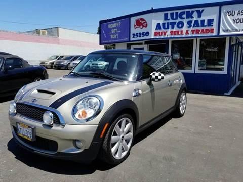 2007 MINI Cooper for sale at Lucky Auto Sale in Hayward CA