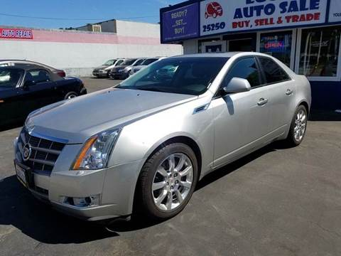 2008 Cadillac CTS for sale at Lucky Auto Sale in Hayward CA