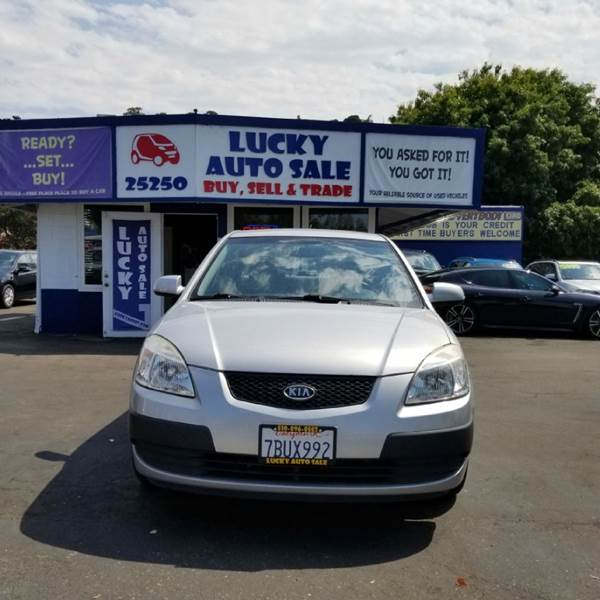2009 Kia Rio for sale at Lucky Auto Sale in Hayward CA