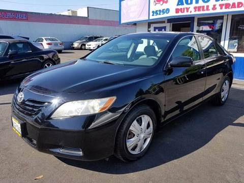 2009 Toyota Camry for sale at Lucky Auto Sale in Hayward CA