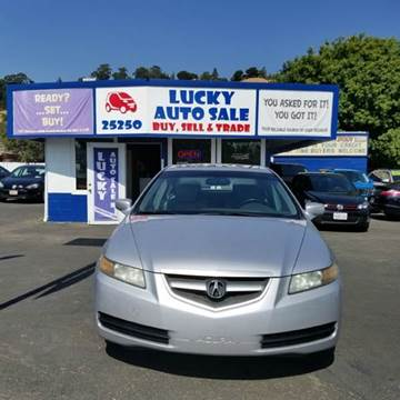 2004 Acura TL for sale at Lucky Auto Sale in Hayward CA