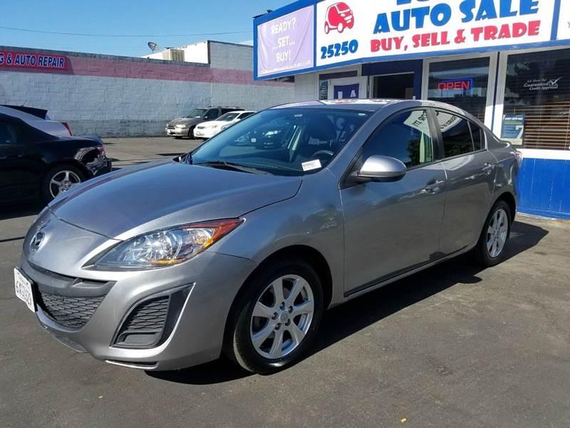 2010 Mazda MAZDA3 for sale at Lucky Auto Sale in Hayward CA