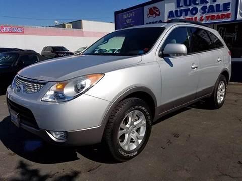 2011 Hyundai Veracruz for sale at Lucky Auto Sale in Hayward CA