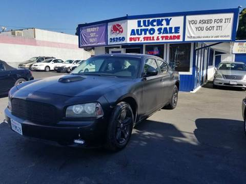 2008 Dodge Charger for sale at Lucky Auto Sale in Hayward CA