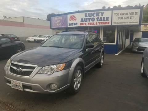 2009 Subaru Outback for sale at Lucky Auto Sale in Hayward CA