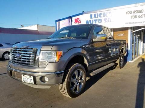 2013 Ford F-150 for sale at Lucky Auto Sale in Hayward CA