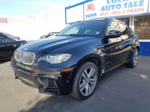 2011 BMW X6 M for sale at Lucky Auto Sale in Hayward CA
