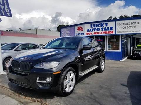 2014 BMW X6 for sale at Lucky Auto Sale in Hayward CA