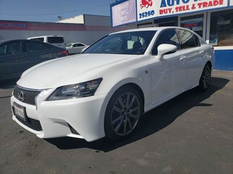 2015 Lexus GS 350 for sale at Lucky Auto Sale in Hayward CA