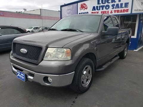 2006 Ford F-150 for sale at Lucky Auto Sale in Hayward CA