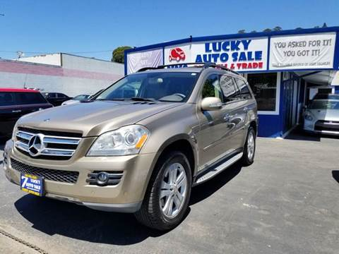 2008 Mercedes-Benz GL-Class for sale at Lucky Auto Sale in Hayward CA