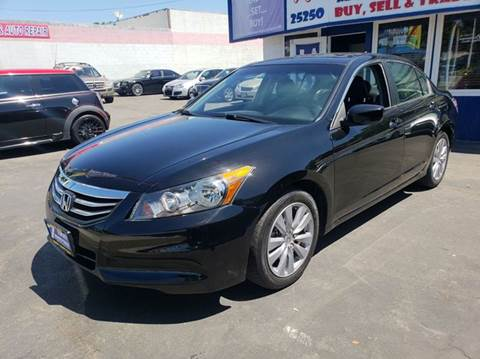 2011 Honda Accord for sale at Lucky Auto Sale in Hayward CA