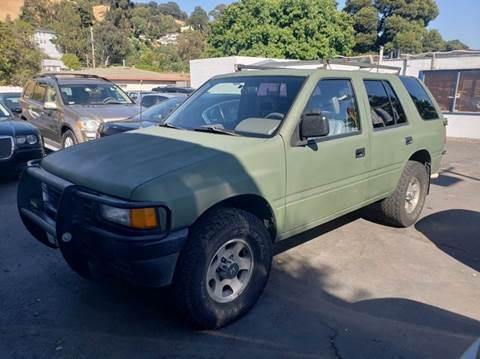 1995 Honda Passport for sale at Lucky Auto Sale in Hayward CA