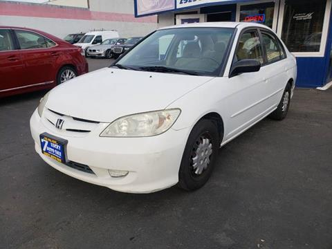 2005 Honda Civic for sale in Hayward, CA