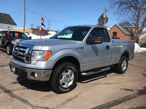 2012 Ford F-150 for sale in Waupaca, WI