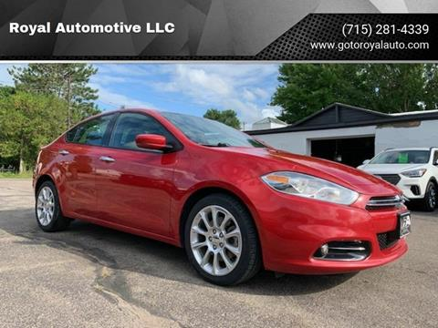 2013 Dodge Dart for sale in Weyauwega, WI