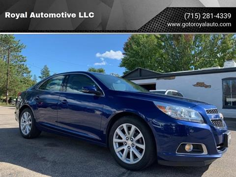 2013 Chevrolet Malibu for sale in Weyauwega, WI