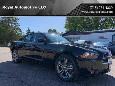 2014 Dodge Charger for sale in Weyauwega, WI