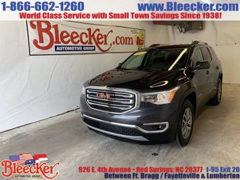 2017 GMC Acadia for sale in Red Springs, NC