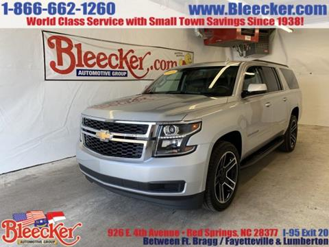 Bleecker Red Springs Nc >> 2018 Chevrolet Suburban For Sale In Red Springs Nc