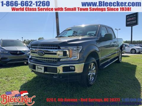 2018 Ford F-150 for sale in Red Springs, NC