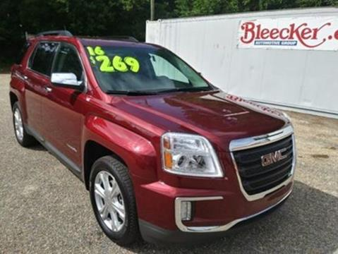 2016 GMC Terrain for sale in Red Springs, NC