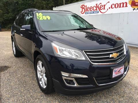2016 Chevrolet Traverse for sale in Red Springs, NC