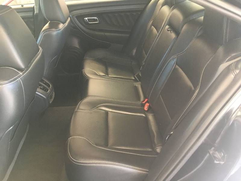 2012 Ford Taurus AWD SEL 4dr Sedan - Des Moines IA