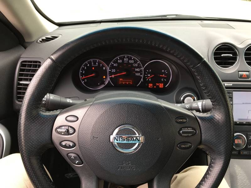 2012 Nissan Altima 2.5 S 2dr Coupe CVT - Des Moines IA