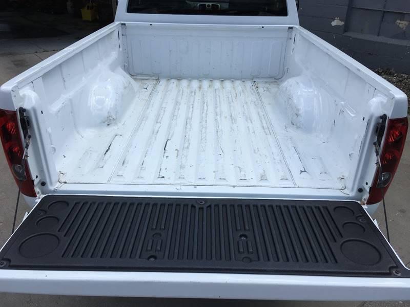 2012 Chevrolet Colorado 4x2 Work Truck 2dr Regular Cab - Des Moines IA