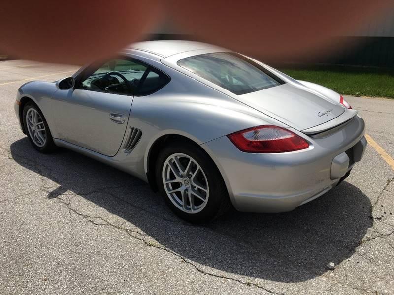 2007 Porsche Cayman 2dr Coupe - Des Moines IA