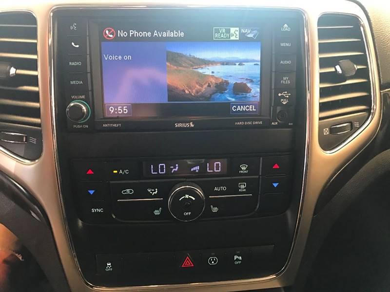2013 Jeep Grand Cherokee 4x4 Laredo 4dr SUV - Des Moines IA
