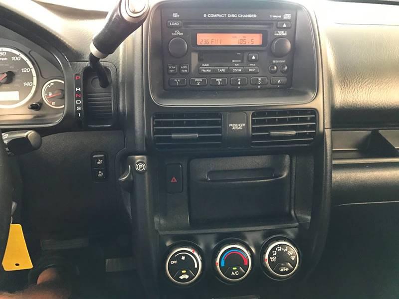 2006 Honda CR-V AWD Special Edition 4dr SUV - Des Moines IA